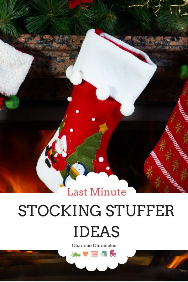 Ten Stocking Stuffer Ideas