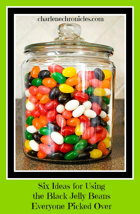 What to do with Black Jelly Beans