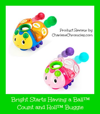 Bright Starts Buggy (Having a Ball Count and Roll Buggie)