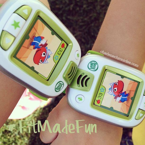 LeapFrog LeapBand: Fitness Tracker for Kids