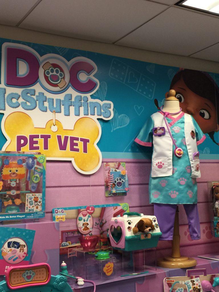 Doc McStuffins Pet Vet Checkup and Care Center