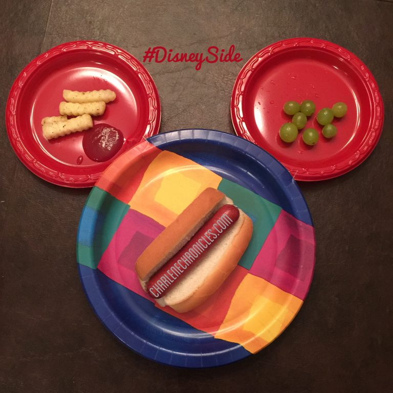 DisneySide Disney Themed Party!
