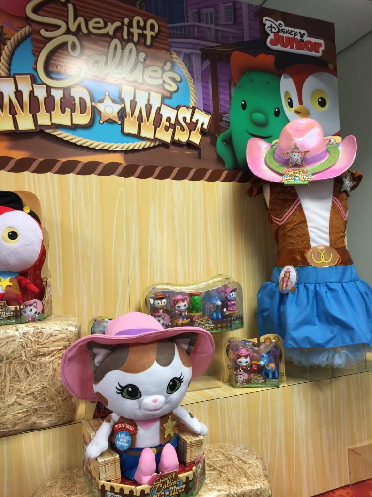 Sheriff Callie Toys