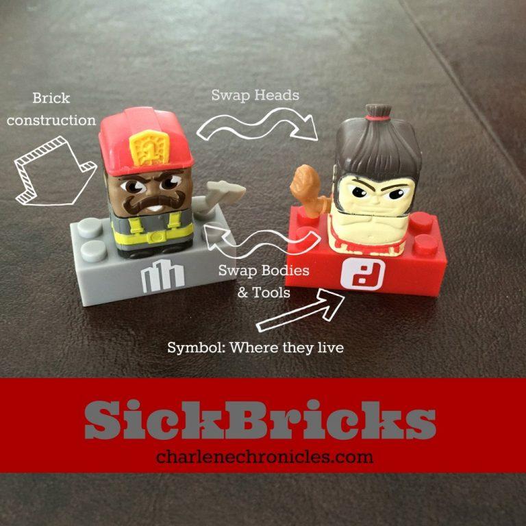 Slick and Sick: New Sick Bricks