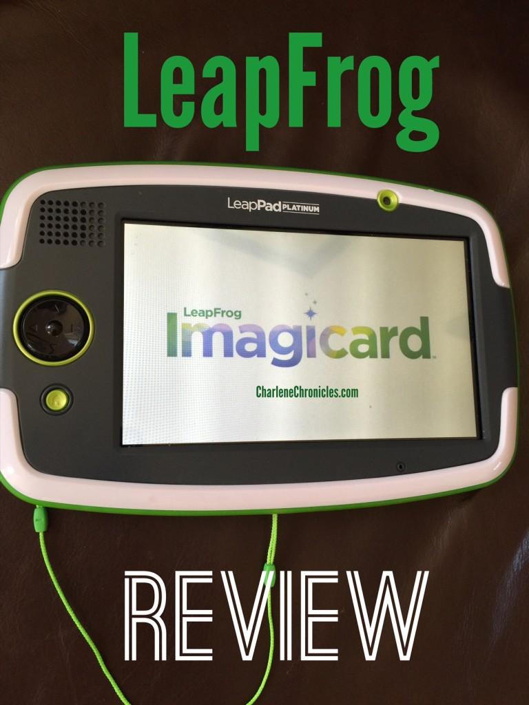 LeapFrog Imagicard Review