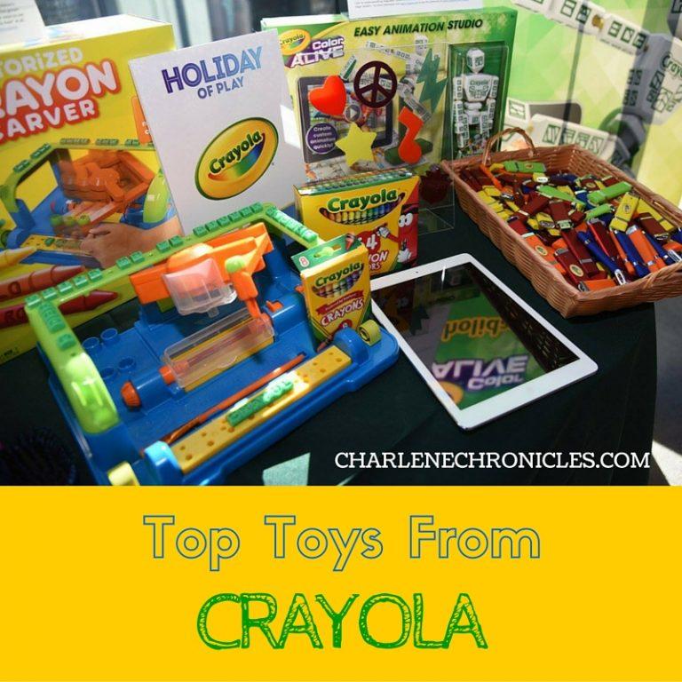 Crayola Crayon Carver and Animation Studio