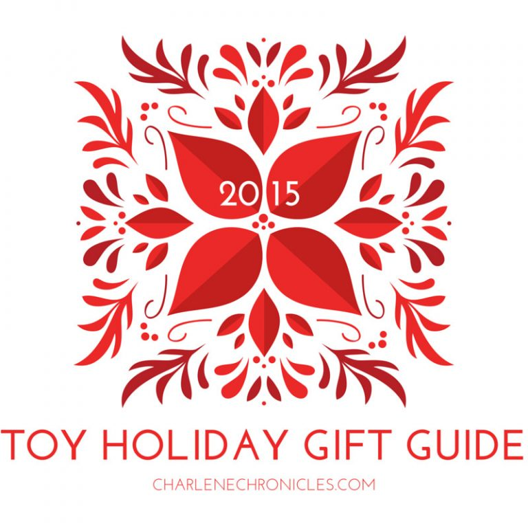 Holiday Toy Gift Guide 2015
