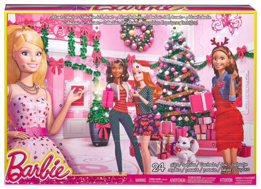 barbie advent calendar advent calendars for kids
