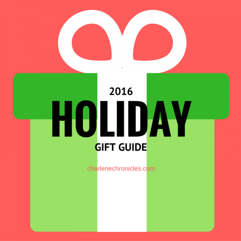 My 2016 Holiday Gift Guide is Here