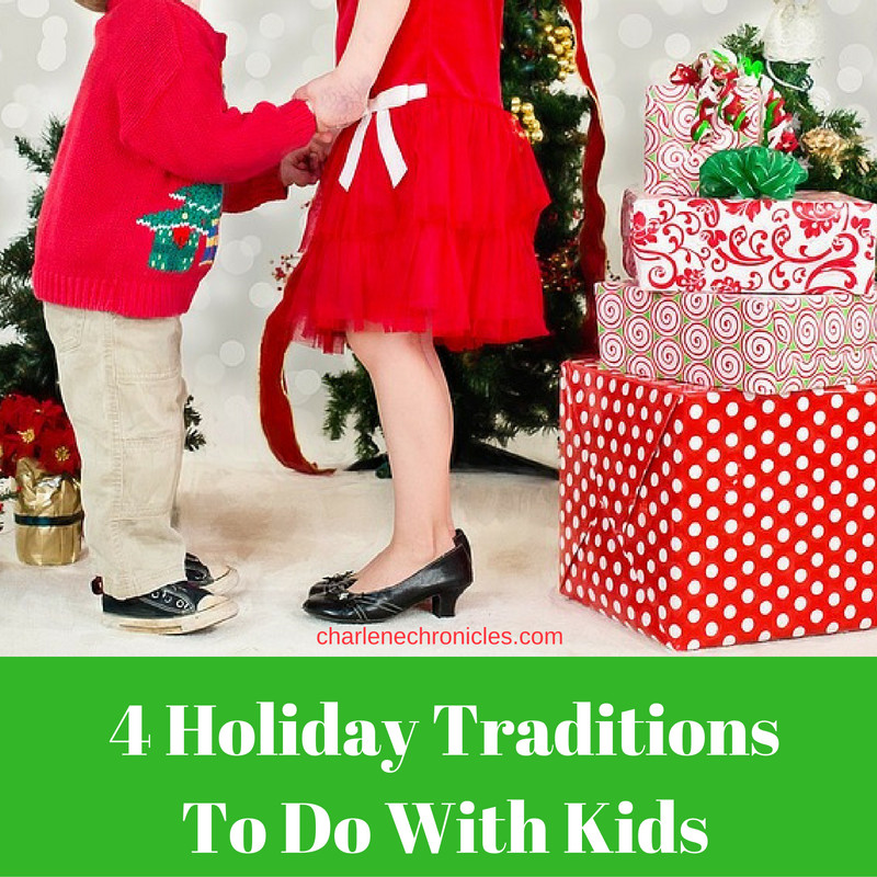 Holiday Traditions to do with kids