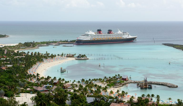 New Features on the Disney Wonder Cruise Ship