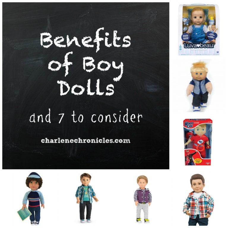 Boy Dolls: Seven to Consider