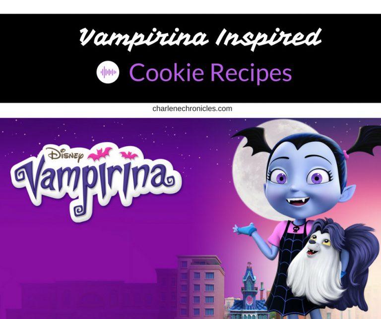 Vampirina Cookie Recipes