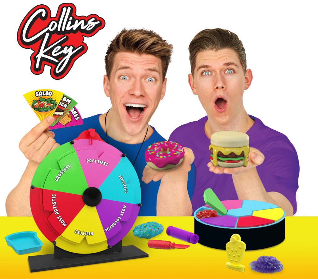 Collins Key Moose Toys