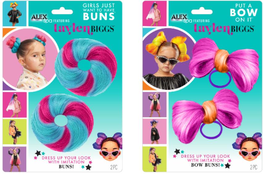 taylen biggs hair accessories