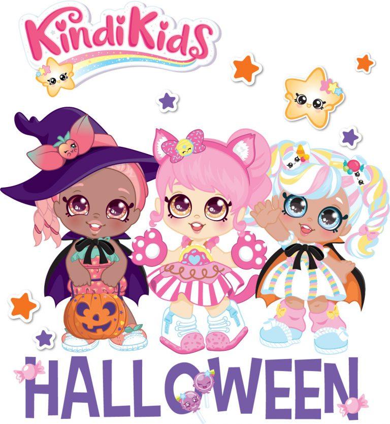 Kindi Kids Halloween Costumes