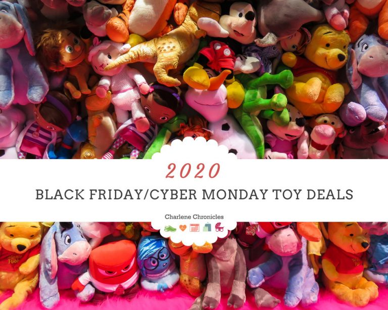 The Top Toy Deals for Black Friday and Cyber Monday in 2020