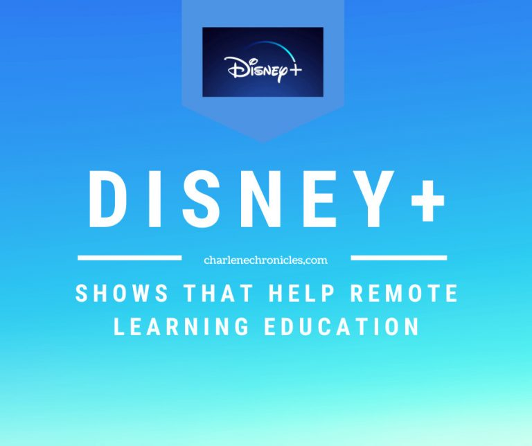 The Best Disney+ Shows That Benefit Kids' Remote Learning