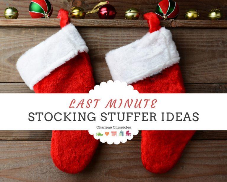 Last Minute Stocking Stuffers – Toys