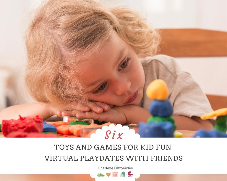 Six Awesome Toys and Games for Virtual Playdates