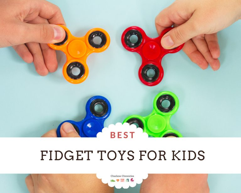 Kids Need a Fidget Toy? Here Are Seven Great Ones!