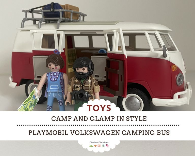 Camp In Style With The Playmobil Volkswagen Camping Bus
