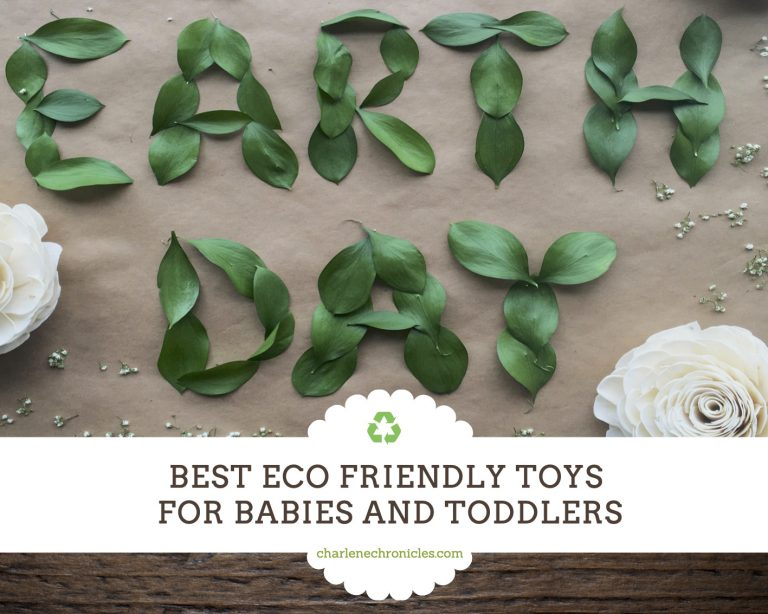 Six Eco-Friendly Toys and Companies for Babies and Toddlers