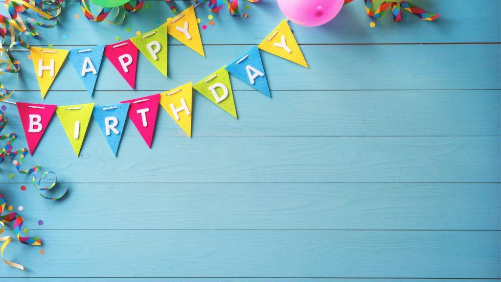 zoom birthday party background