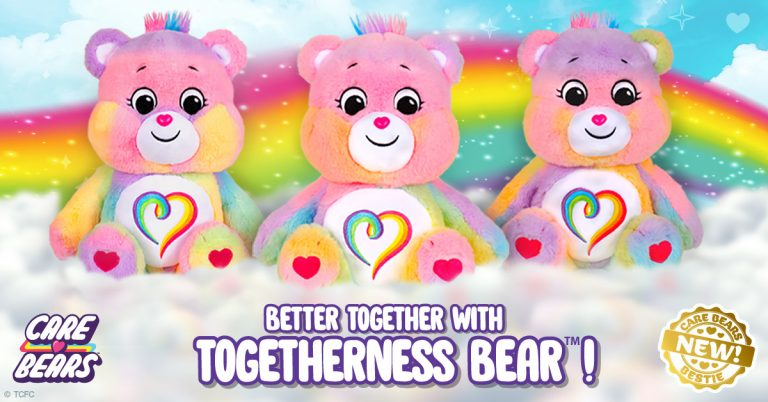 New Togetherness Care Bear Is Hoping to Bring People Together